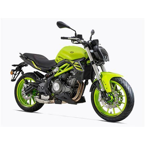 Moto tipo naked Benelli BN 302s Verde   Motos Soria
