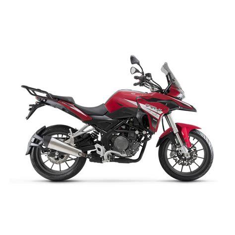 Moto tipo trail Benelli TRK 251 Roja   Motos Soria