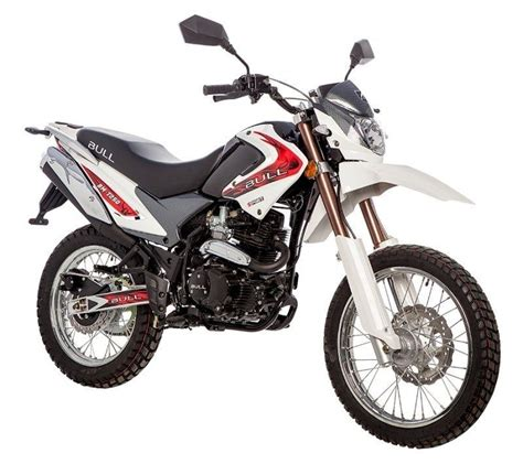 Moto Trail Bm t 250 Branco   Bull Motocicletas   R$ 16.215 ...
