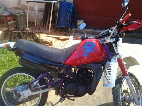 Moto Yamaha DT 125 cc 2 tiempos   sasa3012   ID 805189