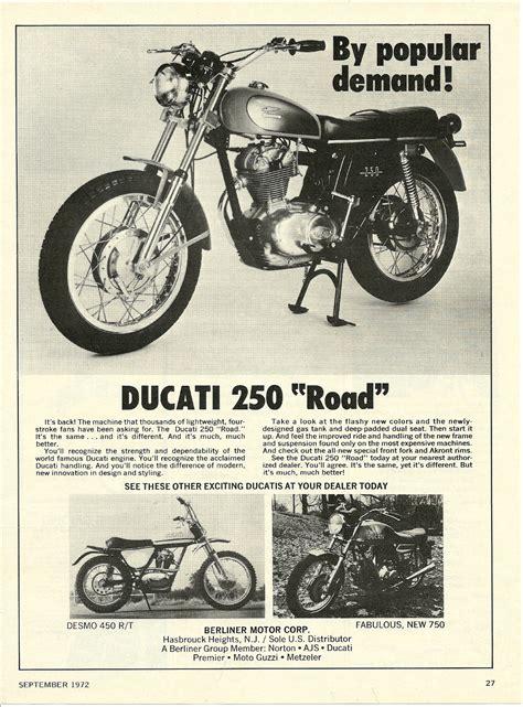 Motoblogn: Vintage Motorcycle Magazine Ads 2