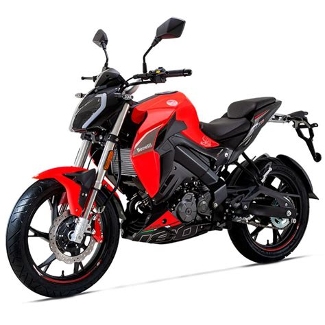 Motocicleta Benelli Modelo 180S 2020  Rojo/Negro  | Casa ...