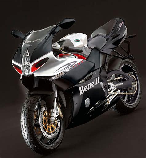 Motocicletas: Benelli