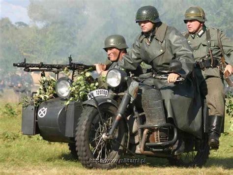Motocicletas de guerra   Taringa! | Military Motorcycles ...