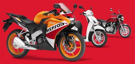 Motocicletas – Honda
