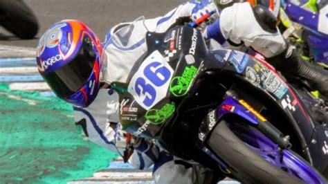 Motociclismo: Muere el piloto de motos Marcos Garrido ...