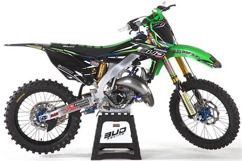 Motocross Action Magazine BUD RACING'S RADICAL ALUMINUM ...