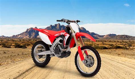 Motocross Honda: Modelos, Precio, Ficha Técnica   homotos.com