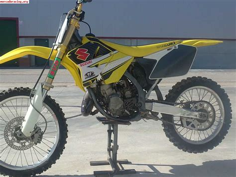 motocross suzuki rm 125 preparada