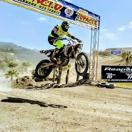 MotoCross Tenerife 125 250 CC – Top Tenerife Vacation