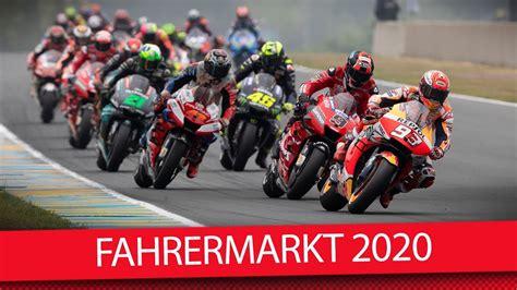MotoGP 2020: Die heißesten Transfergerüchte aus dem ...