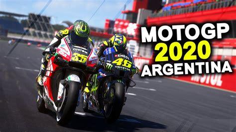 MOTOGP 2020 GAME MOD!   MotoGP 2020 Gameplay Crutchlow at ...