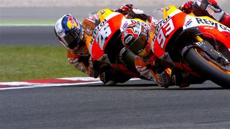 MotoGP Catalunya 2014    best action   YouTube