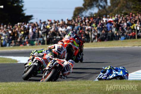 MotoGP Telecinco. Horarios diferido GP Australia 2015