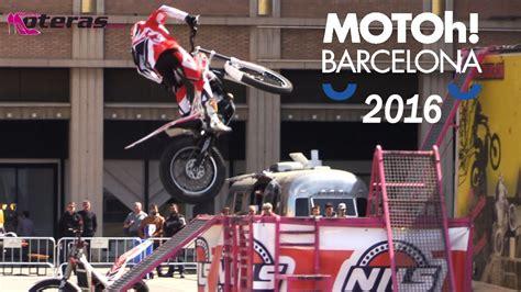 Motoh! 2016   Feria de la moto de Barcelona   YouTube