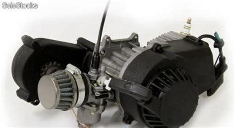 Motor 49cc 2 tiempos Completo barato