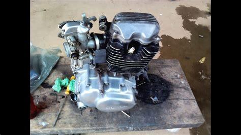 Motor de CG 125 Preparado para 225cc!    YouTube