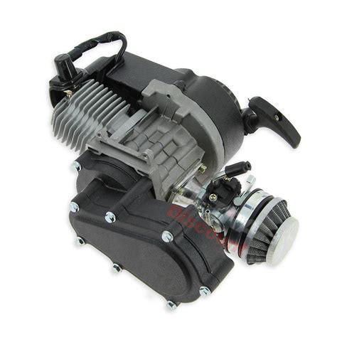 * Motor mini quad   Black Edition   49cc  tipo 5 , Motor ...