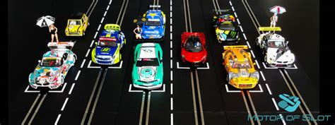 Motor of Slot: la boutique de slot racing fête la rentrée ...