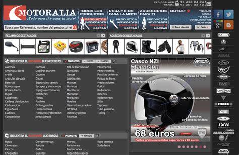 Motoralia: Tienda de accesorios y recambios para tu moto ...