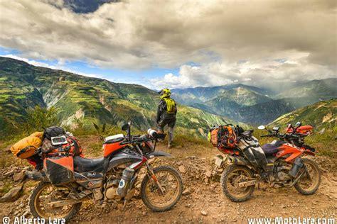 Motorbit   Aventura y pasión: Dos esposos viajan en moto ...
