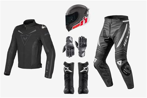 Motorcycle Clothing That Will Keep You Warm And Dry During ...