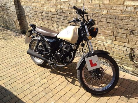 Motorcycle for sale – 125cc Sinnis Trackstar | in ...