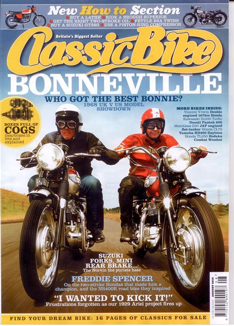 Motorcycle magazines   Page 2   Harley Davidson Forums