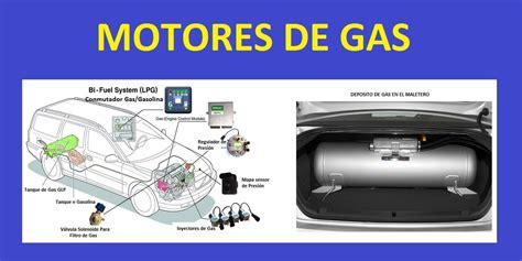 Motores de Gas Explicación Sistema Para Vehiculos