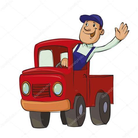 motorista — Vetor de Stock  dvo #84520472