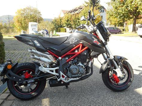Motorrad Neufahrzeug kaufen BENELLI TNT 125 Hubacher A ...