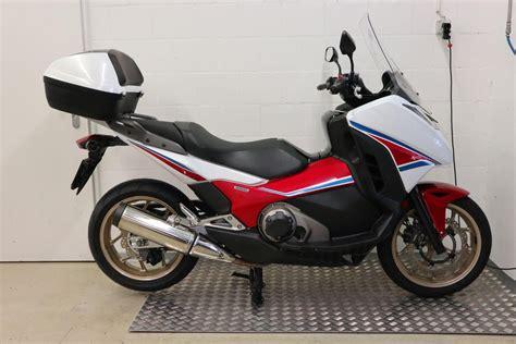 Motorrad Occasion kaufen HONDA NC 750 D Integra 34kW *1050 ...