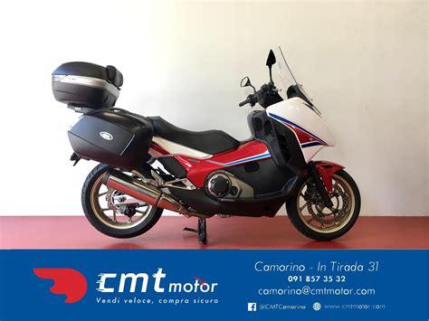 Motorrad Occasion kaufen HONDA NC 750 D Integra CMTmotor ...