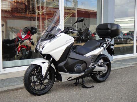 Motorrad Occasion kaufen HONDA NC 750 D Integra Pneu ...