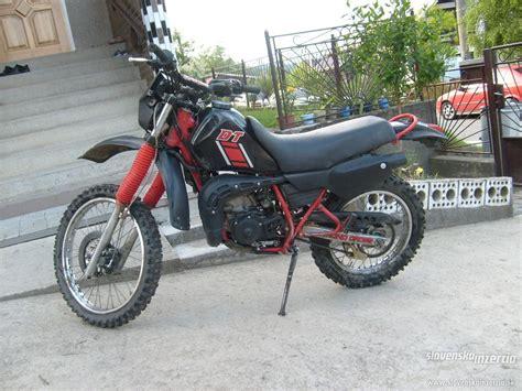 MotorSpeed C&D: YAMAHA DT 125 lc