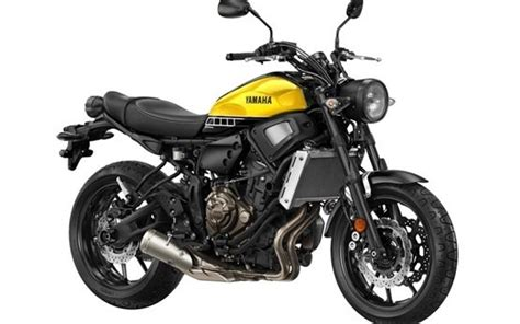 Motos 2017 Yamaha XSR 700cc de alquiler en Málaga, España