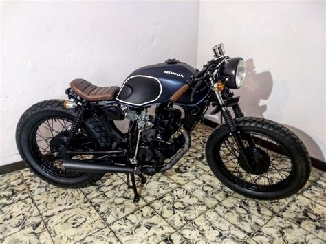 motos Cafe Racer Honda Y Yamaha 125cc!!! $$$aprovecha ...