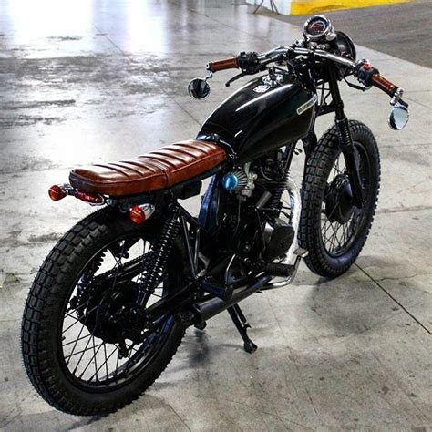 motos Cafe Racer Yamaha 125cc!!! $$$aprovecha ...