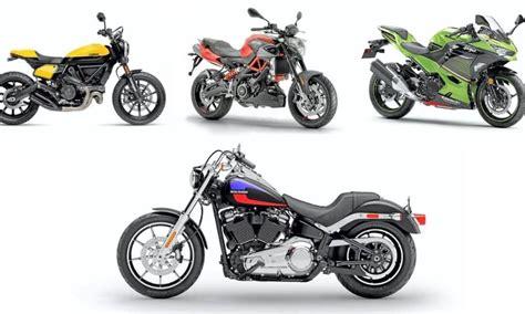 Motos carnet A2 2021: Naked, Trail, retro, deportivas y custom