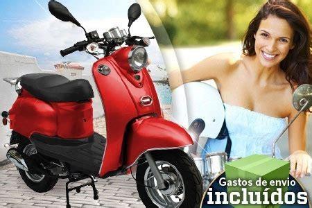 Motos Casco: Motos scooter baratas