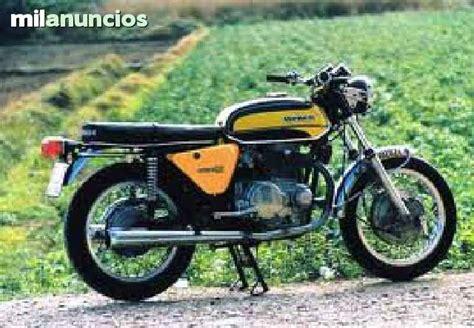 Motos clasicas COMPRO | Milanuncios