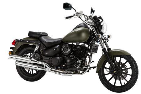 Motos Custom 125: las mejores opciones para conducir con ...