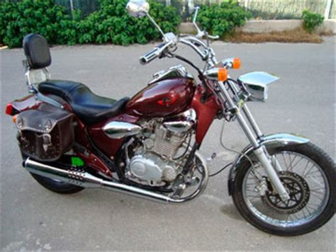 Motos custom por menos de 1.000 euros