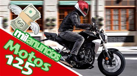 MOTOS de 125cc de SEGUNDA MANO 2020   YouTube