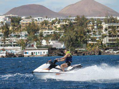 Motos de agua en Lanzarote, jet ski en Lanzarote