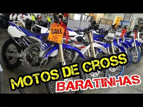 Motos de Motocross USA   Muito BARATO   YouTube