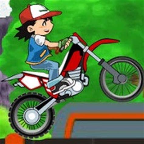 MOTOS DE PRUEBA POKEMON   Juega Motos De Prueba Pokemon en ...