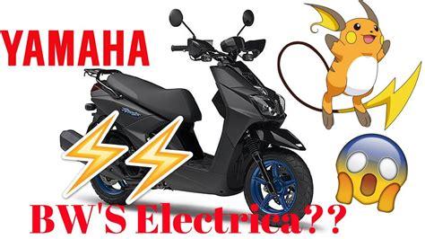 Motos Electricas 2018 | Pop Bike Elite | Yamaha Bws ...