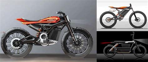 Motos électriques Harley Davidson : Une gamme complète d ...