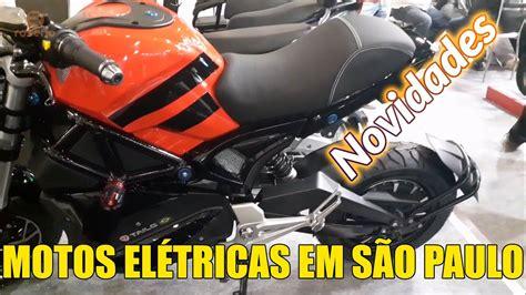 MOTOS ELÉTRICAS 2020 NO BRASIL   SERÁ QUE VALE A PENA ...